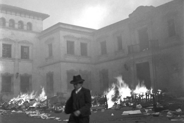 BOGOTAZO 9 ABRIL 1948 - BOGOTÁ,  COLOMBIA