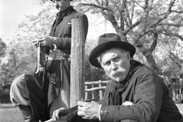 Serie: Gauchos de la Pampa Húmeda, 1945, Argentina