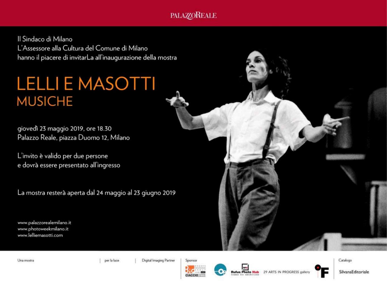 Silvia Lelli – Roberto Masotti. Musiche | Palazzo Reale – Milano